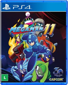 Game Ps4 Mega Man 11