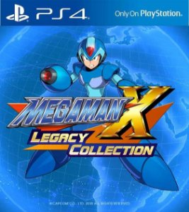 Game Ps4 Mega Man X Legacy