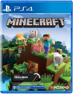 Game Ps4 Minecraft