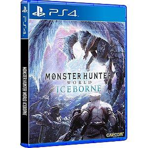 Game Ps4 Monster Hunter World