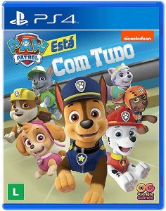 Game Ps4 Patrulha Canina