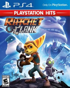 Game Ps4 Ratchet And Clank Hits