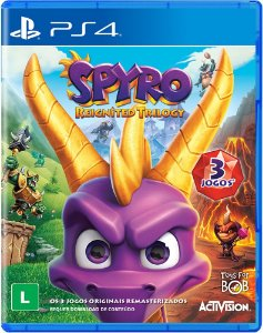 Game Ps4 Spyro Reignited Tril