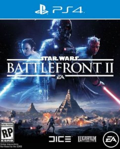 Game Ps4 Star Wars Battlefront