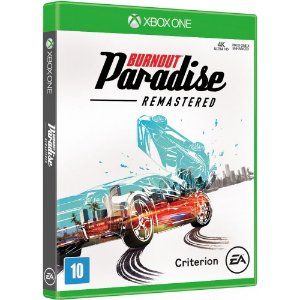 Game Xbox One Burnout Paradise
