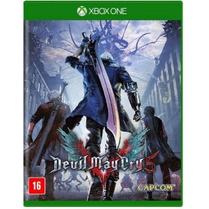 Game Xbox One Devil May Cry 5