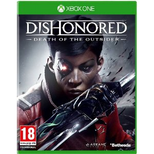 Game Xbox One Dishonored Death Of Outsid