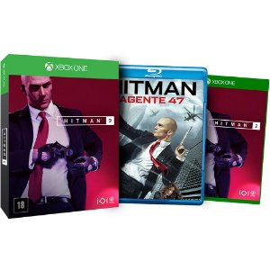 Game Xbox One Hitman 2 + Filme