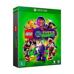 Game Xbox One Lego Dc Super Vil Ed. Especial