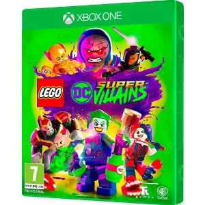 Game Xbox One Lego Dc Super Villains