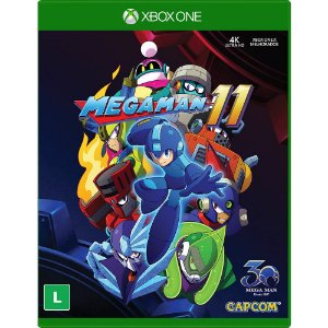 Game Xbox One Mega Man 11