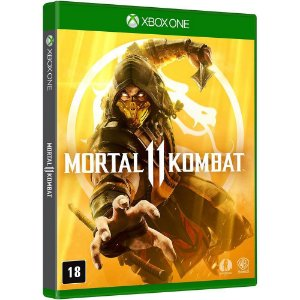 Game Xbox One Mortal Kombat 11