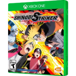 Game Xbox One Naruto To Boruto Shinobi Striker