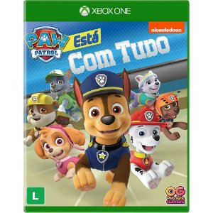Game Xbox One Patrulha Canina
