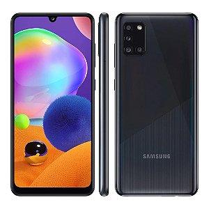 Smartphone Samsung Galaxy A31 Preto
