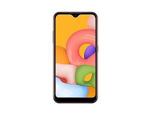 Smartphone Samsung Galaxy A01 Vermelho