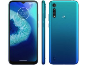 Smartphone Motorola G8 Power Lite Aqua