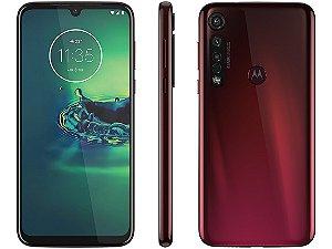 Smartphone Motorola G8 Plus Cereja