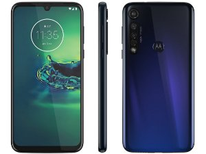 Smartphone Motorola G8 Plus Azul