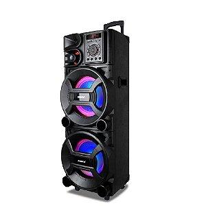 Caixa Amplificada Amvox 1500W RMS ACA1501