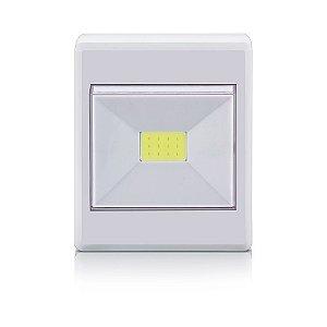 Luminária Elgin LED Botão