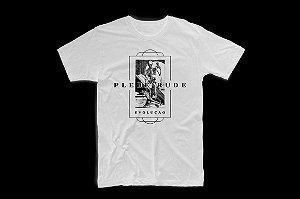 Camiseta Evolução Branca