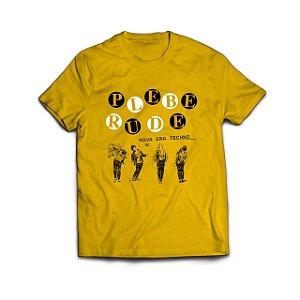 Camiseta Nova Era T. Amarela