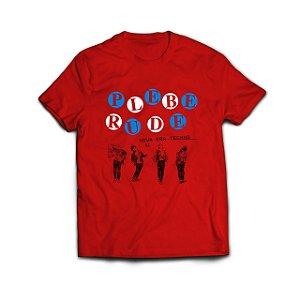 Camiseta Nova Era T. Vermelha