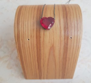 Colar Coração Solitário Scarlet AAR_60004 R