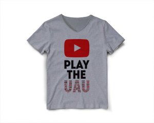 Camiseta Play the UAU