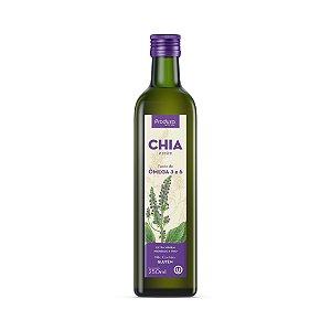 Azeite de Chia - Garrafa 250ml