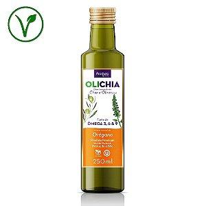 OLICHIA - Azeite Premium de Chia e Oliva - Sabor Orégano - Garrafa 250ml