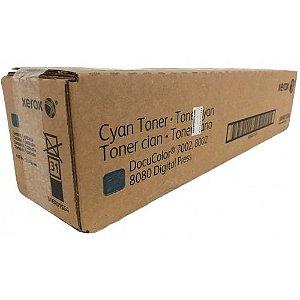 Toner Xerox Original Ciano 006R01554/6R1554 DocuColor 7002, 8002, 8080