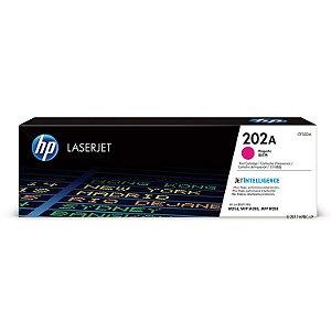 Cilindro de Toner HP LaserJet Color 202A Original Magenta (CF503A)