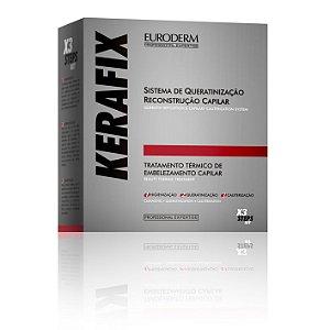 Kit Reconstrução Capilar Euroderm Kerafix