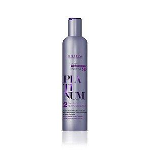 Shampoo Antiporosidade Euroderm Platinum 400ml