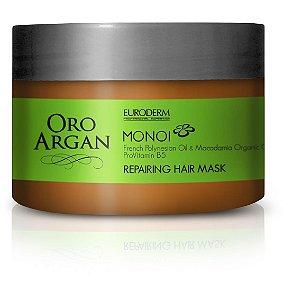 Máscara Reparing Hair Monoi OroArgan Euroderm 300g