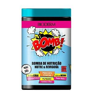 Máscara BOMB! Nutrição Bioderm