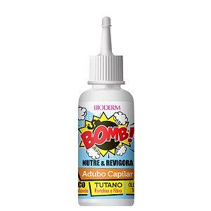 Adubo Capilar BOMB! Nutrição Euroderm 30g