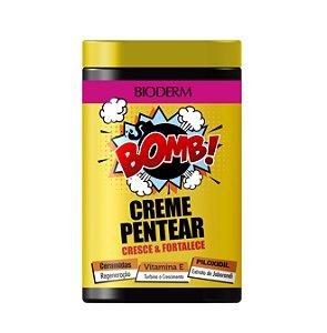 Creme Pentear BOMB! Crescimento Euroderm 1k