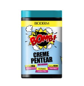 Creme Pentear BOMB! Nutrição Euroderm 1k
