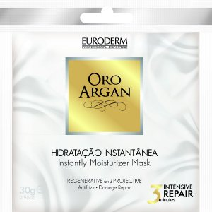 Sachet Hidratação Intensiva Euroderm OroArgan 30g