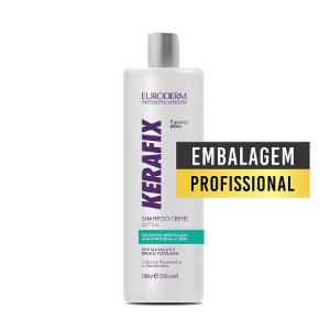 Shampoo Creme Kerafix 1000ml