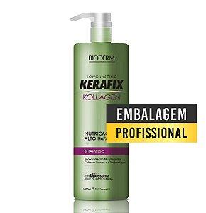 Shampoo Kerafix Kollagen Euroderm 1000ml