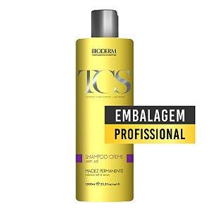 Shampoo Creme Euroderm TCS 1000ml