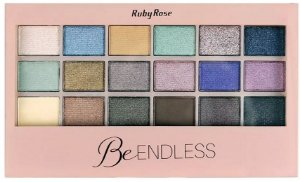 Paleta de Sombra Be Endless - Ruby Rose