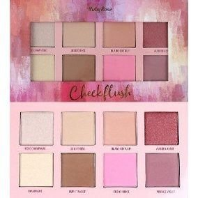 Paleta Cheek Flush - Ruby Rose