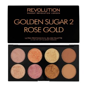 Paleta Golden Sugar 2 Rose Gold - Revolution