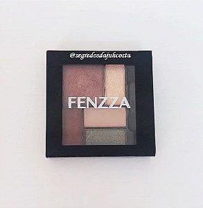 Paleta Sombra Basica - Fenzza Makeup