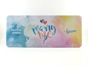 Paleta de Sombra Marry Me - Luisance